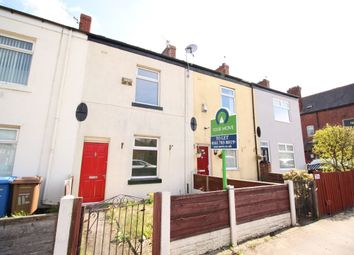 Thumbnail 2 bed terraced house to rent in Worsley Road North, Worsley, Manchester