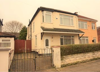 Thumbnail 3 bedroom semi-detached house for sale in Fieldton Road, Liverpool