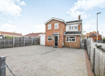 Thumbnail 4 bed detached house for sale in Green End Road, Great Barford, Bedford