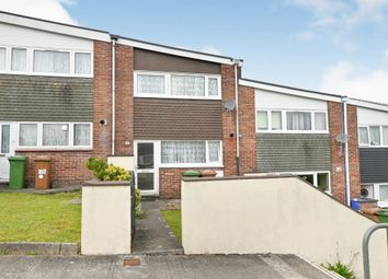 3 bed terraced house for sale in Pentland Close, Plymouth PL6