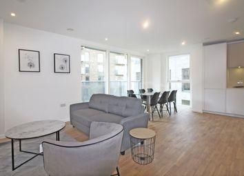 Thumbnail 3 bedroom flat to rent in Meranti Apartments, Deptford Landings, Deptford