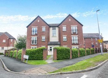 Thumbnail 2 bed flat to rent in Queens Court Regency Walk, Middlewich