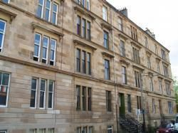 Thumbnail 3 bed flat to rent in Otago Street, Glasgow