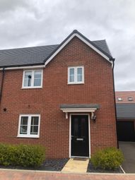 Thumbnail 3 bed property to rent in Cameron Crescent, Bedford