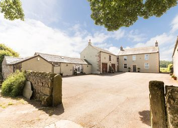 Thumbnail 4 bed farmhouse for sale in The Raise, Branthwaite, Near Cockermouth, Cumbria