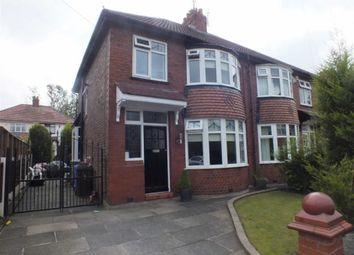 Thumbnail Semi-detached house for sale in Grange Park Avenue, Ashton-Under-Lyne