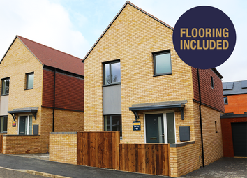 Thumbnail 3 bedroom detached house for sale in Camp Road, Bordon