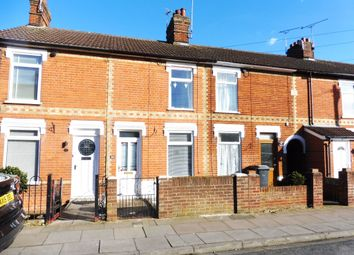 Thumbnail 3 bed terraced house for sale in Wallace Road, Ipswich