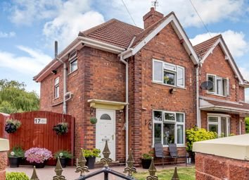 Thumbnail 3 bed semi-detached house for sale in Valley Road, Walsall, West Midlands