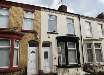 Thumbnail 3 bedroom terraced house to rent in Olney Street, Liverpool