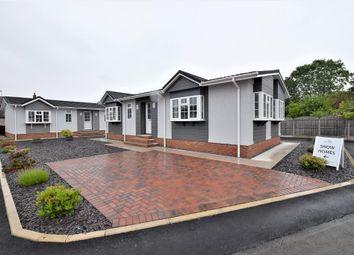 2 bed mobile/park home for sale in Lytham Road, Warton, Preston PR4
