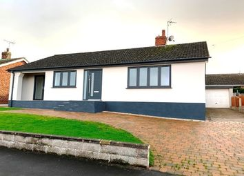 Thumbnail 3 bed bungalow to rent in Green Park, Chester