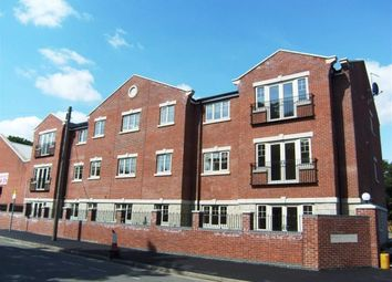 Thumbnail 2 bedroom flat for sale in Nursery Street, Mansfield