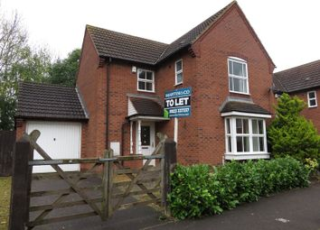 Thumbnail 3 bed detached house to rent in Waterleaze, Taunton