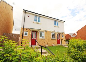 Thumbnail 2 bed semi-detached house for sale in Bowes Gardens, Springwell, Gateshead