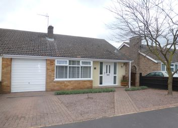 Thumbnail 3 bed bungalow for sale in Kensington Drive, Spalding