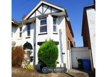 4 bed semi-detached house to rent in Cheltenham Road, Parkstone, Poole BH12