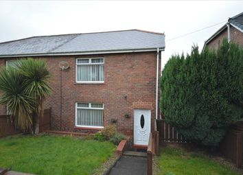 Thumbnail 2 bed semi-detached house for sale in Wylam Road, Stanley