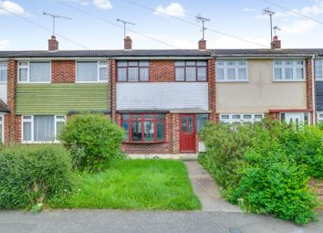 Thumbnail 3 bed terraced house for sale in Leighton Road, Benfleet