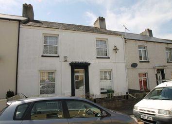 Thumbnail 4 bed terraced house for sale in Warren Street, Devonport