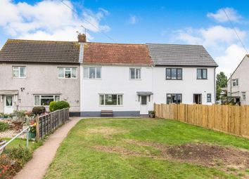 Thumbnail 3 bed terraced house for sale in Exon Buildings, Cullompton