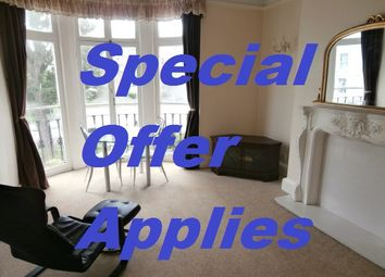 Thumbnail 1 bed flat to rent in Albion Road, Scarborough