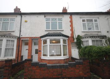 3 bed terraced house to rent in Upperton Road, West End, Leicester LE3