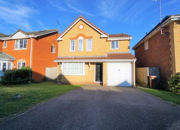Thumbnail 4 bed detached house for sale in Haughley Drive, Suffolk