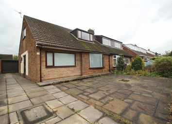 Thumbnail 3 bedroom semi-detached bungalow for sale in Cheriton Field, Fulwood, Preston