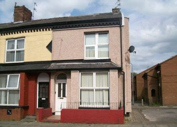Thumbnail 2 bedroom terraced house for sale in Shelley Street, Bootle, Merseyside