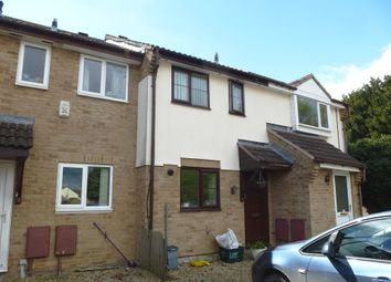 Thumbnail 2 bed terraced house for sale in Folly Bridge Close, Yate, Bristol