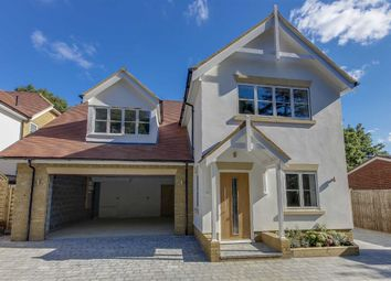 Thumbnail 4 bed detached house for sale in Bullocks Lane, Hertford