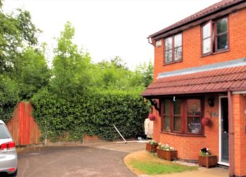 Thumbnail 3 bedroom semi-detached house for sale in Marriott Drive, Kibworth Harcourt, Leicester