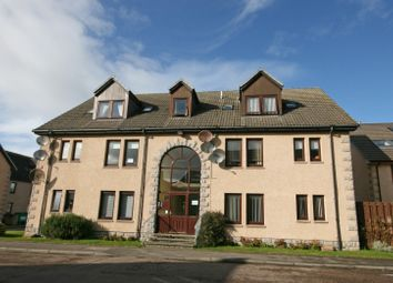 Thumbnail 2 bed flat for sale in 21 Blairdaff Court, Buckie