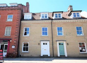 Thumbnail 4 bed town house for sale in King Street, Norwich