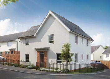 "Thumbnail 4 bed detached house for sale in ""Alderney"" at Godwell Lane, Ivybridge"