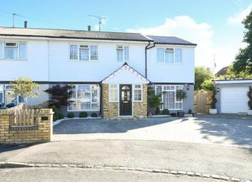 Thumbnail 5 bed semi-detached house to rent in Russell Avenue, Aylesbury