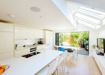 Thumbnail 4 bed terraced house for sale in Rosaville Road, London