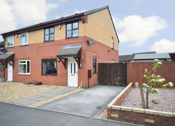 Thumbnail 3 bed semi-detached house for sale in Trevithick Close, Bentilee