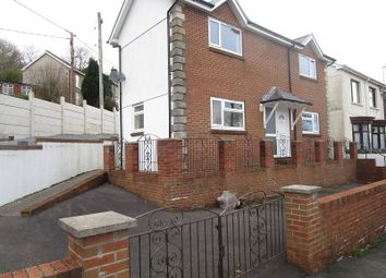 Thumbnail 4 bed detached house for sale in School Road, Ystalyfera, Swansea.