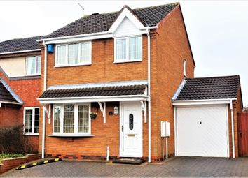 Thumbnail 3 bed semi-detached house for sale in Cambridge Way, Birmingham