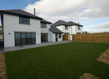 Thumbnail 4 bed detached house for sale in The Lizard, Cornwall