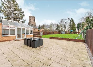 Thumbnail 5 bedroom detached house for sale in Coates Road, Coates, Whittlesey