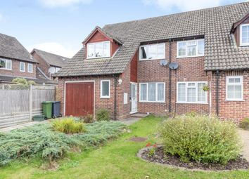 Sarisbury Close, Tadley RG26. 3 bed semi-detached house