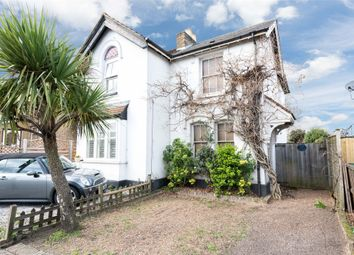 Thumbnail 2 bed semi-detached house for sale in Molesey Road, Hersham, Walton-On-Thames, Surrey