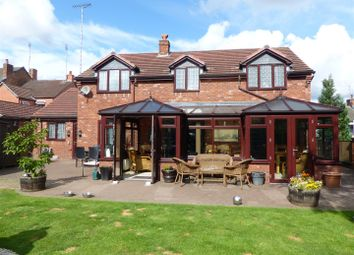Thumbnail 6 bed detached house for sale in Chapel Street, Castle Gresley
