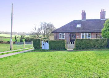 Thumbnail 2 bed semi-detached bungalow for sale in Nore Down Way, West Marden, Chichester