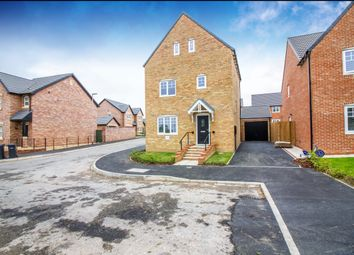 Thumbnail 4 bedroom detached house for sale in Hampstead Way, Acklam, Middlesbrough