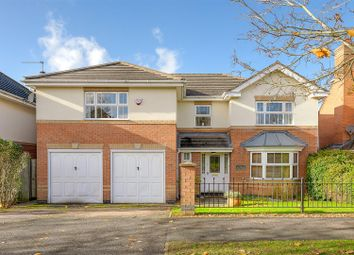 Thumbnail 5 bed detached house for sale in Graham Hill Road, Towcester