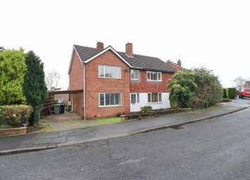 Thumbnail 3 bed semi-detached house to rent in Grampian Crescent, Chesterfield